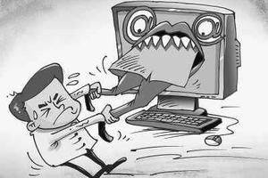 人民日报:孩子沉迷于网游 家长一味施压效果未必佳