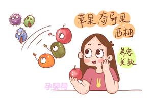 孕妈在秋季多吃这9种水果,比用护肤品好使多了!