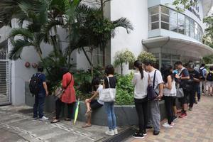 香港小学适龄入学人数回落 传统名校仍受追捧