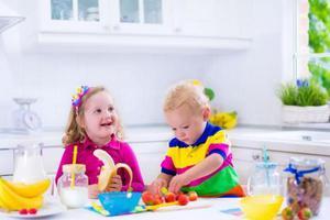 十个方法 养成孩子不挑食