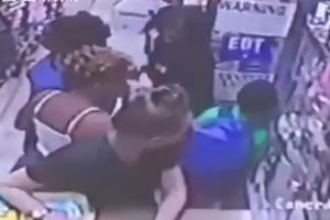 美国女子称被9岁男孩性骚扰怒报警 男孩大哭(图)