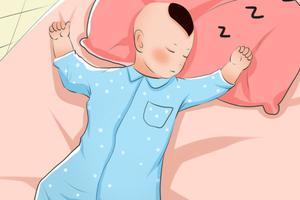 宝宝睡觉总是爱踢被子应该怎么破?