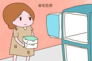 女孩每天都把学校盒饭里的肉带回家,得知原因后