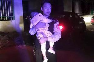 老爸晚9点把2岁儿子丢路上就跑 原因让人目瞪口呆