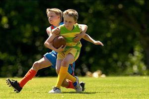 澳研究:成長期多運動有利于成年骨骼強健