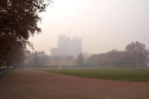 今起至15日8时北京中小学、幼儿园等停止户外活动