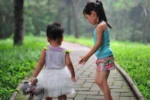 一胎女儿,二胎又是女儿是什么感受?