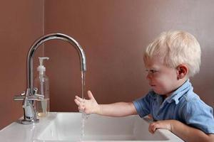 别笑 洗手可不是件随便的小事儿