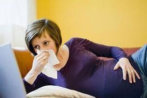 冬季气温低 孕产妇感冒怎么办?