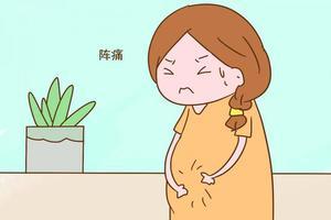 孕妈阵痛时胎宝在做什么?生宝宝时,原来努力的不止你自己
