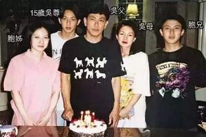 72岁吴尊爸爸逆生长,比39岁儿子还帅