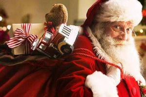 """圣诞老人不存在 研究:孩子普遍在8岁得知""""真相"""""""