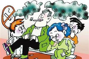 日地方政府为儿童提供二手烟体检 让家长了解危害