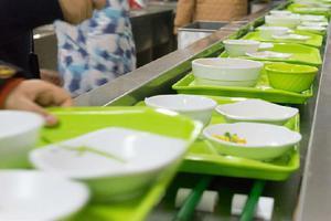 合肥一中学被指每月强收六百伙食费 教育局回应