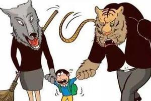 """意大利也有""""虎爸"""" 因强迫孩子学习获刑3个月"""