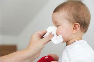 宝宝不感冒 老有鼻涕是怎么回事?