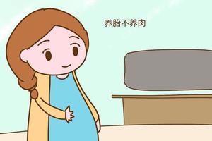 """怎样才能养胎不养肉?孕妈掌握这孕期""""三部曲"""""""