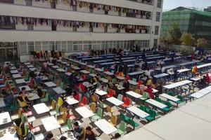 云南一中学被指强制实行包餐制每月750元 教育局调查
