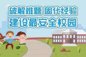 媒体评上海校园安全新措施:消除隐患比扑火更重要