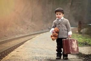 请不要带孩子去旅行!让万千父母反思的好文!