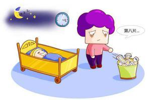 研究发现:生完孩子6年睡不好