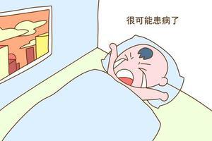 """新生儿为何总是""""黄昏哭?#20445;?#23453;妈别大意"""