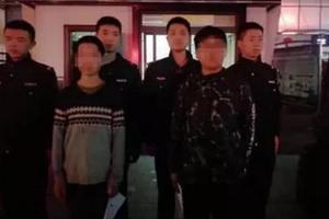 3少年离家出走又担心被拐买刀防身 群众报警了