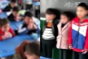 河南扶沟教体局:未定牛奶小学生并非被罚站