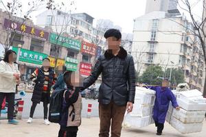 """红网谈""""爸爸接送周"""":谁接送孩子不该是学校操心"""