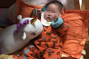 """武汉急寻婴儿""""便便"""" 这名半岁宝宝靠它救命"""