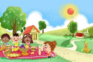 春天季节转换 你的情绪突变会影响到孩子