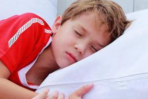 孩子为什么老说梦话