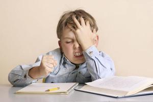 孩子上课注意力不集中?背后可能另有隐患!