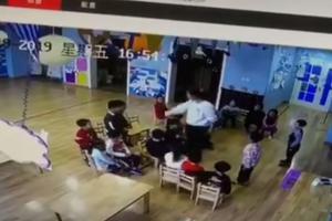 太原一幼儿园老师被指粗暴对待儿童 调查组核查