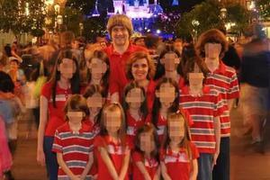 美惊悚虐子案宣判 十几个孩子长期被铁链囚禁虐待