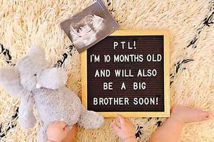 吴雨霏宣布怀第二胎 与头胎相隔十个月