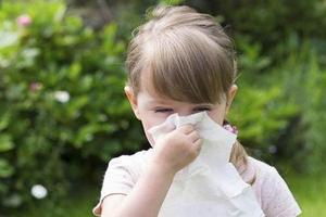 如何应对儿童过敏病? 看这里!