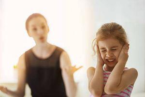 暴怒中的孩子 他的情绪有好几种成分