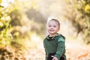 让孩子讲礼貌爱微笑其实很简单
