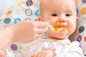 小宝宝如何添加辅食