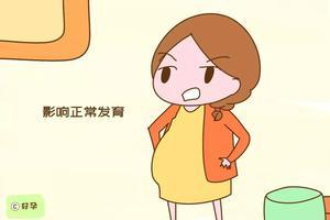 别惹孕妈,她生气时宝宝会有这几种揪心的表现