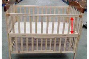 网售婴儿床比较试验8成不合格 babycare等被点名