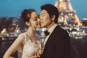 37岁郎朗迎娶24岁德韩混血师妹,获86万赞!