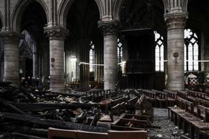 巴黎圣母院附近一儿童血铅超标 系火灾污染引起