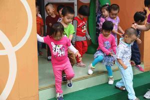 儿童时期爱运动 骨骼发育更健康