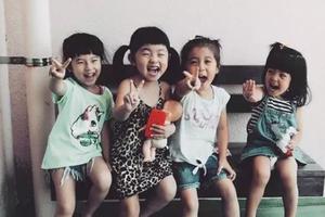 四种方法助学龄前宝贝提高体能