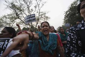 印度8岁女童被轮奸后遭杀害 嫌犯一年半后终判刑