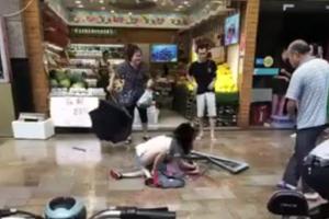 深圳被砸男童去世 舅舅:三次抢救后没办法了