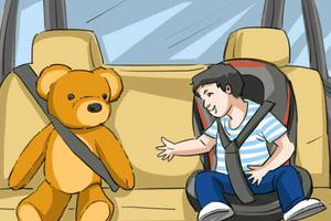 汽车安全座椅和乘车注意事项