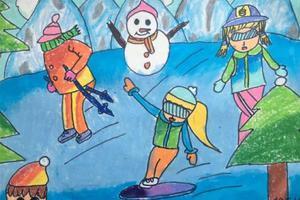 我国将鼓励创建冰雪运动特色学校